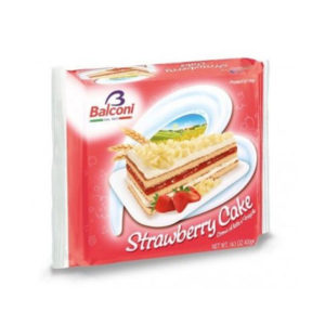 Balconi Strawberry Dessert 400g