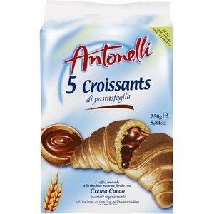 Antonelli 5 Croissants Chocolate 250g