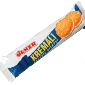 Ulker Kremali Biscuit 100GR