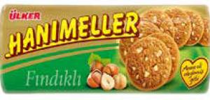 Ulker Hanimeller (Shelf) Hazelnut 82GR