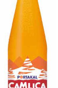 Camlica Orange Flavoured Soft Drink 1LT