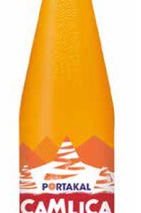 Camlica Orange Flavoured Soft Drink 1LT