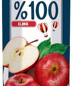 Dimes 100% Fruit Juice Apple 1Lt