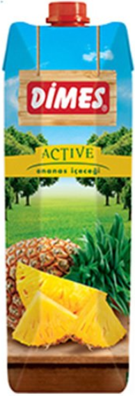 Dimes Active Fruit Juice Pineapple 1Lt