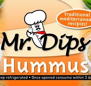 Mr. Dips Hummus 400g