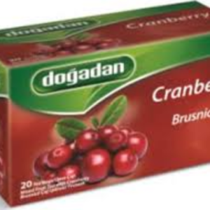 Dogadan Herbal Tea Cranberry