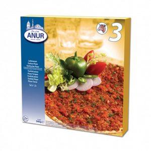 Anur Turkish Pizza Lahmacun 540g