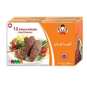 Zaad Adana Beef Kebabs 600g
