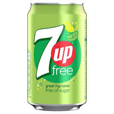 7up Free of Sugar 330ml