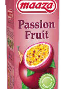 Maaza Passion Fruit Juice 1LT