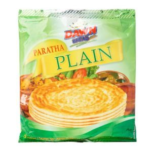 Dawn Bread Paratha Plain 400g