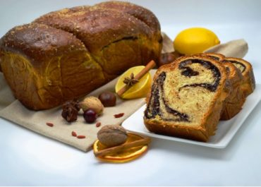 COZONAC (EASTER & CHRISTMAS BREAD)